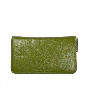 5PREVIEW WALLET PORTAFOGLIO DONNA GREEN VERDE TAGLIA UNICA ONE SIZE DOLLY