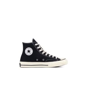 CONVERSE CHUCK 70 CLASSIC HIGH TOP ALL STAR SNEAKERS SCARPA UOMO DONNA BLACK WHITE BIANCO NERO 162050C TAGLIA SIZE 36 37 37,5 38 38,5 39 40 41 42 42,5 43 44 45