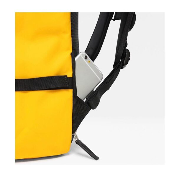 THE NORTH FACE ZAINO BASE CAMP FUSE BOX BACKPACK UNISEX UOMO DONNA YELLOW GIALLO ONE SIZE TAGLIA UNICA TRAVEL BAG MOUNTAIN TRACKING