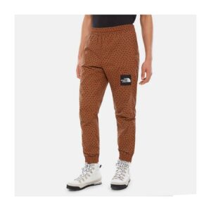 THE NORTH FACE PANTALONI UOMO WINDWALL™ UOMO UNISEX UOMO DONNA CARAMEL CARAMELLO MARRONE BROWN TAGLA SIZA S M L XL CODICE WINDWALL PANT
