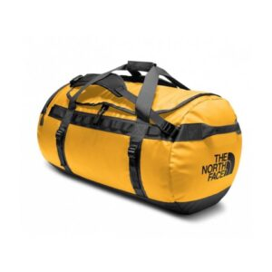 THE NORTH FACE THE NORTH FACE BORSONE BASE CAMP - M UNISEX UOMO DONNA YELLOW GIALLO SIZE M TAGLIA M TRAVEL BAG MOUNTAIN TRACKING FREE TIME TEMPO LIBERO ESCURSIONI JOGGING