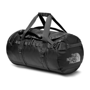 THE NORTH FACE THE NORTH FACE BORSONE BASE CAMP - M- S UNISEX UOMO DONNA BLACK NERO SIZE M TAGLIA M TRAVEL BAG MOUNTAIN TRACKING FREE TIME TEMPO LIBERO ESCURSIONI JOGGING