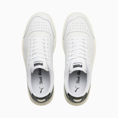 PUMA SNEAKERS RALPH SAMPSON LO PERF SOFT LOW NBA BASKET BASKETBALL UNISEX SNEAKERS SCARPE BASSE WHITE BIANCO TAGLIA 40 41 42 43 44 45 372395 03