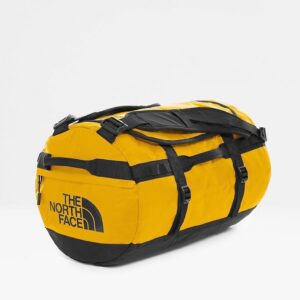 THE NORTH FACE THE NORTH FACE BORSONE BASE CAMP - S UNISEX UOMO DONNA YELLOW GIALLA SIZE S TAGLIA M TRAVEL BAG MOUNTAIN TRACKING FREE TIME TEMPO LIBERO ESCURSIONI JOGGING