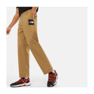 THE NORTH FACE PANTALONI UOMO SLACK SIDE MOUNTAIN MAN UOMO PANTS PANT PANTALONE BEIGE CAMMELLO TAGLIA XS S M L XL 44 46 48 50 52