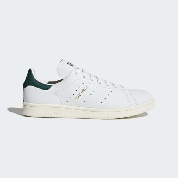 ADIDAS SCARPE STAN SMITH UNISEX MAN WOMAN UOMO DONNA SNEAKERS cq2871 MAN UOMO STREETSTYLE OFF WHITE BIANCO GREEN SIZE TAGLIA 36 37 38 39 40 41 42 43 44 45 ADIDAS ORIGINALS