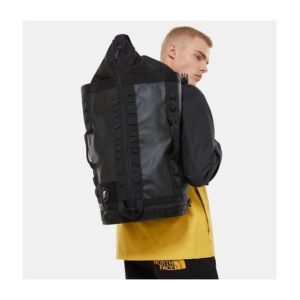 THE NORTH FACE ZAINO EXPLORE HAULABACK UNISEX UOMO DONNA BLACK NERO TAGLIA UNICA ONE SIZE TRAVEL BAG MOUNTAIN TRACKING FREE TIME TEMPO LIBERO ESCURSIONI JOGGING HAULABACK BACKPACK