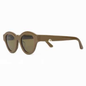 HUMA SUNGLASSES OCCHIALI DA SOLE UNISEX RUGGINE CIOCCOLATO MARRONE MAN WOMAN DUG