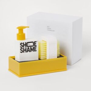 SHOE-SHAME-KIT-PULIZIA-CLEANING-SHOES-SNEAKER-SNEAKERS-SPAZZOLA-