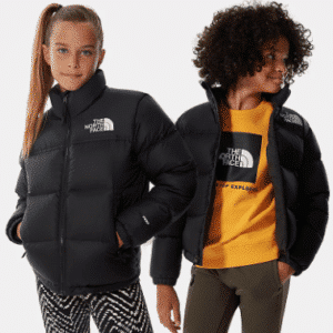 -THE-NORTH-FACE-PIUMINO--BABY-BAMBINO-BAMBINA-YOUTH-GIACCA-UOMO-JACKET-WOMAN-MAN-UNISEX-UOMO-DONNA-BLACK-NERO-NUPTSE-96- TG-XS-S-M-L-XL-
