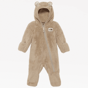 -THE-NORTH-FACE-BABY-NEONATO-BEBE-CAMPSHIRE-TUTINA-TUTA-FELPA-SWEATER-HOODIE-MAVEN-STEEP-TECH-MANICHE-LUNGHE-MOUNTAIN-TG-6-12M-12-18-M-18-24-M
