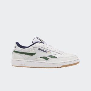 REBOOK-SCARPE-CLUB-C-REVENGE-SNEAKER-RUNNING-UNISEX-MAN-WOMAN-UOMO-DONNA-SNEAKERS-FV9877-MAN-UOMO-STREETSTYLE-PORCELAIN-UTILITY-GREEN-VECTOR-NAVY-SIZE-TAGLIA-40-41-42-43-44-45-
